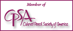 Colored Pencil Society of America logo and link