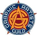 Graphic Artists Guild logo and link